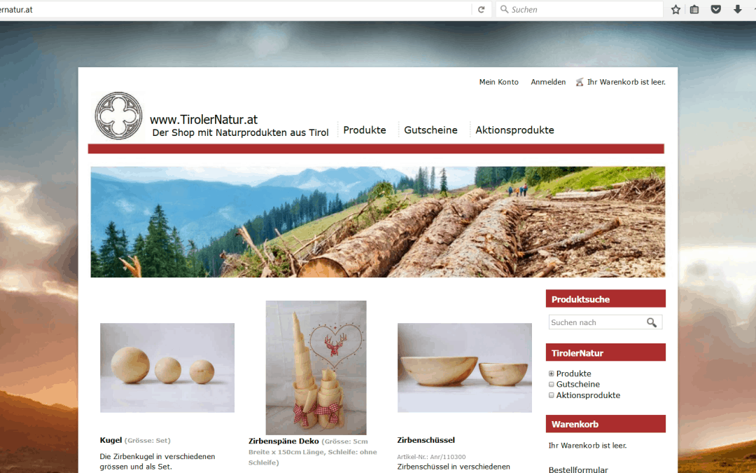 Tiroler Natur Shop