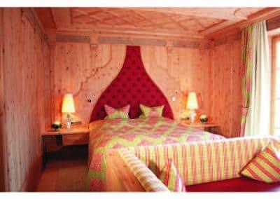Zimmer Hotel Alpenrose
